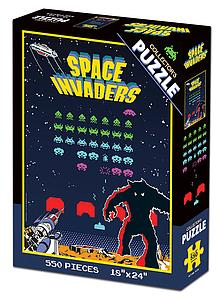 Puzzle: Space Invaders