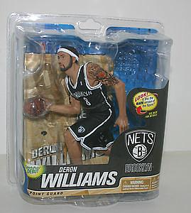 NBA Sportspicks Series 22: Deron WIlliams (Brooklyn Nets) [Chase]