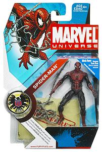 "Marvel Universe 3 3/4"" 2009 Series 5: #32 Spider-Man"