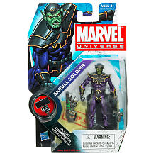 "Marvel Universe 3 3/4"" 2010 Series 9: #24 Skrull Soldier"