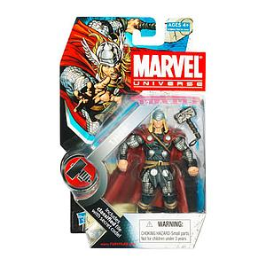 "Marvel Universe 3 3/4"" 2010 Series 7: #12 Thor"