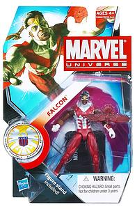 "Marvel Universe 3 3/4"" 2011 Series 14: #13 Falcon"