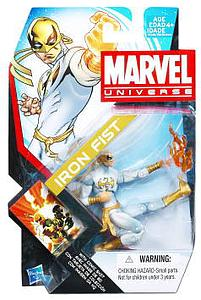 "Marvel Universe 3 3/4"" 2011 Series 17: #6 Iron Fist"