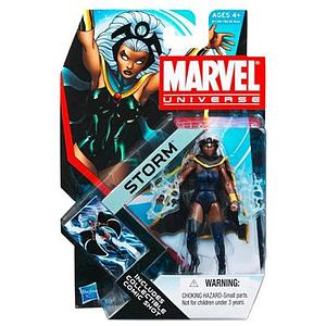 "Marvel Universe 3 3/4"" 2011 Series 17: #3 Storm"