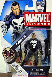"Marvel Universe 3 3/4"" 2008 Series 3: #20 Punisher"