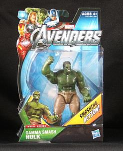 Marvel Universe Avengers Movie 4 Inch: Gamma Smash Hulk (Smashing Actions) [US Packaging]