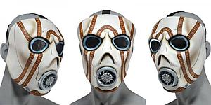 Borderlands Limited Edition Rubber Latex Mask: Psycho Bandit