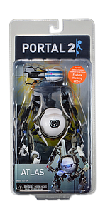 "Portal 2 Limited Edition 7""s Series 1: Atlas"