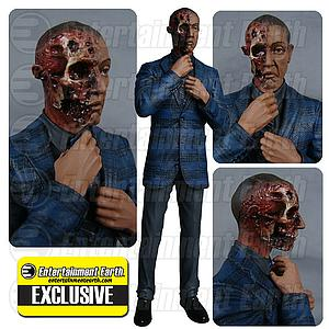 "Breaking Bad 6"" Exclusive Gus Fring Burned Face"