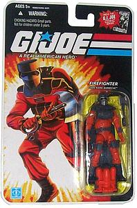 "G.I. Joe 25th Anniversary 3 3/4"" Wave 9: Firefighter (Barbecue)"
