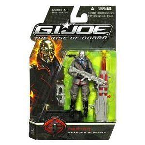 "G.I. Joe Movie The Rise of Cobra 3 3/4"": Destro (Weapon Supplier)"