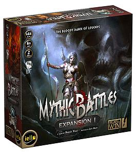 Mythic Battles: The Bloody Dawn of Legends Expansion 1