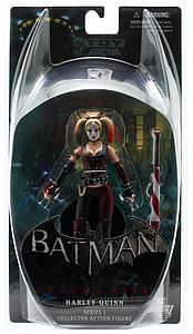 "Batman Arkham City 7""s Series 1: Harley Quinn"