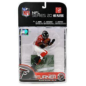 NFL Sportspicks Series 20: Michael Turner (Atlanta Falcons) [Variant]