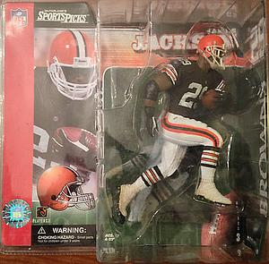 NFL Sportspicks Series 3: James Jackson (Cleveland Browns)