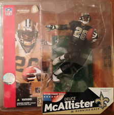NFL Sportspicks Series 6: Deuce McAllister (New Orleans Saints)