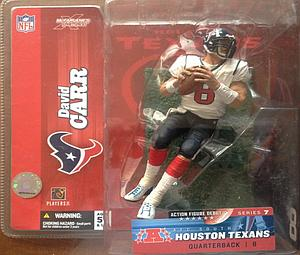 NFL Sportspicks Series 7: David Carr (Houston Texans)