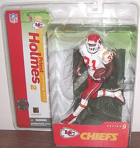 NFL Sportspicks Series 9: Priest Holmes (Kansas City Chiefs) [Variant]