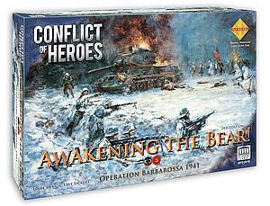 Conflict of Heroes: Awakening the Bear - Operation Barbarossa 1941 (Second Edition)