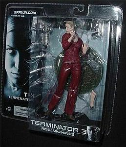 Terminator 3 Rise of the Machines: T-X (Terminatrix)
