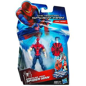 The Amazing Spider-Man 3 3/4 Inch Action FIgure: Grappling Hook Spider-Man
