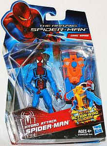 "The Amazing Spider-Man 3 3/4"" Action FIgure: Hydro Attack Spider-Man"