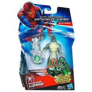"The Amazing Spider-Man 3 3/4"" Action FIgure: Invisi-Skin Lizard"