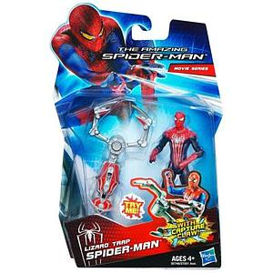"The Amazing Spider-Man 3 3/4"" Action FIgure: Lizard Trap Spider-Man"