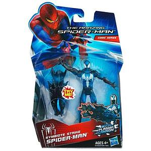 "The Amazing Spider-Man 3 3/4"" Action FIgure: Symbiote Strike Spider-Man"