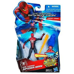 The Amazing Spider-Man 3 3/4 Inch Action FIgure: Web Cannon Spider-Man