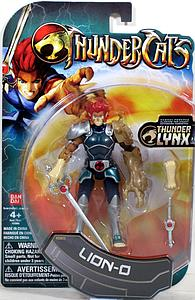 "Thundercats 4"": Lion-O (w/ Shoulder Armour )"