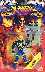 Toybiz X-Men Invasion Series: Havok
