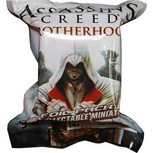 Heroclix Assassin's Creed Brotherhood Collectable Miniature Figures: Pack