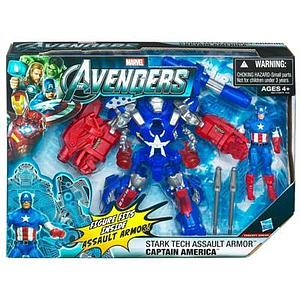 Marvel Movie Avengers: Stark Tech Assault (Captain America)