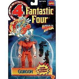 Toybiz Marvel Fantastic Four: Gorgon