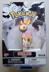 Pokemon Black & White Series 1 Basic Figure: Deerling (Spring)
