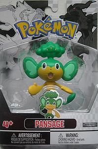 Pokemon Black & White Series 1 Basic Figure: Pansage
