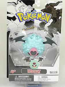 Pokemon Black & White Series 1 Basic Figure: Woobat
