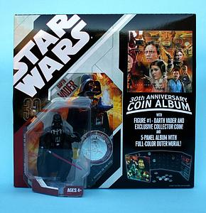 Star Wars 30th Anniversary: Darth Vader (Coin Album)