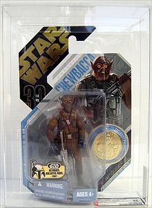 Star Wars 30th Anniversary: Chewbecca (MacQuarrie Concept) [Gold Coin]