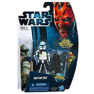 Star Wars The Clone Wars: Captain Rex (CW13)