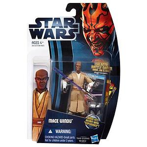 Star Wars The Clone Wars: Mace Windu (CW08)