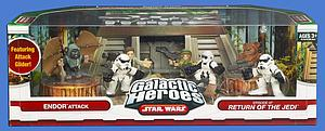 Star Wars Galactic Heroes Episode VI Return of the Jedis: Endor Attack