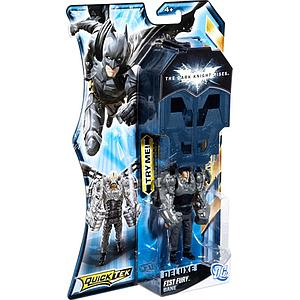 Mattel Quicktek The Dark Knight Rises Movie: Fist Fury Bane
