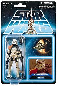 Star Wars The Clone Wars: Sandtrooper