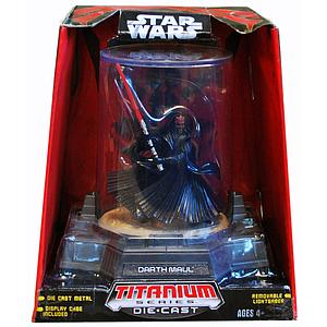 Star Wars Titanium Series: Darth Maul