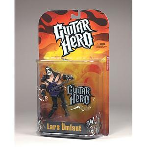 Guitar Hero: Lars Umlaut (Black Hair)