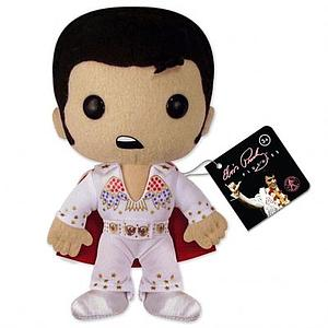 Pop! Plush Figure: Elvis (Aloha) (Vaulted)
