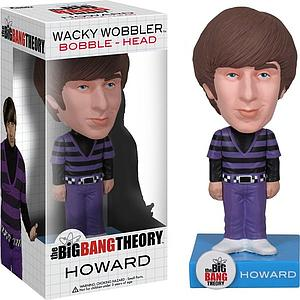 Wacky Wobblers The Big Bang Theory Bobbleheads: Howard