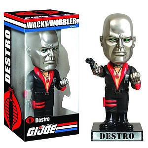 Wacky Wobblers G.I Joe Bobbleheads: Destro